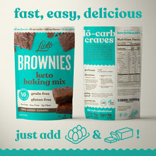 Load image into Gallery viewer, Keto Brownie Mix