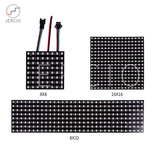 XT1505 SMD3535 RGB compatible with sk6812 ws2812b rgb led programmable digital pixels panels for indoor video display