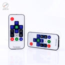 RF-14key Controllers Remote Control with Touch Ring Keys 5V-24V