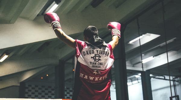 Behind Story of Daud Yordan Became a Boxer