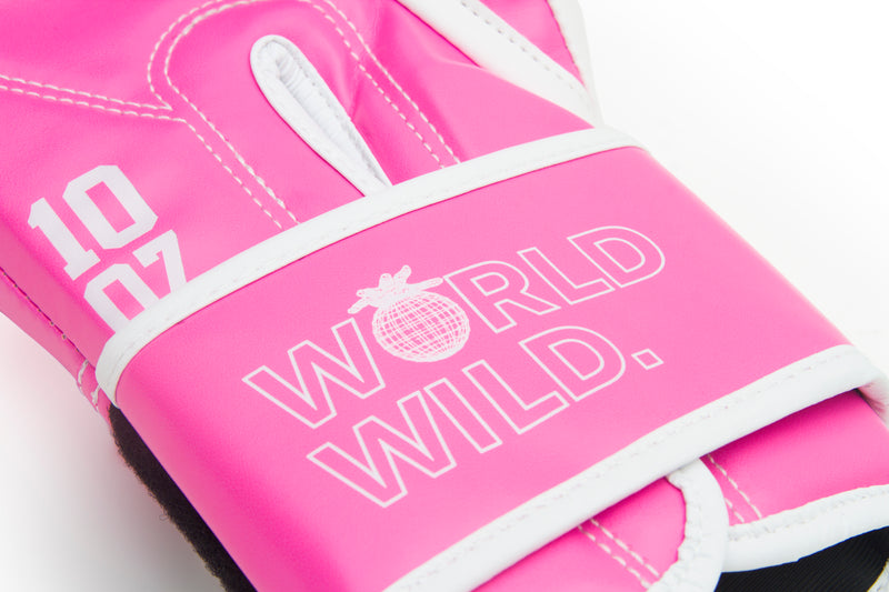 Pre-Order World Wild Lite | Frosted Rose