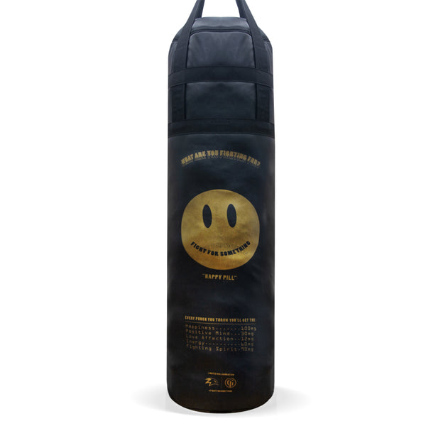 """Happy Pill"" Boxing Heavy Bag 120cm (Unfilled)"