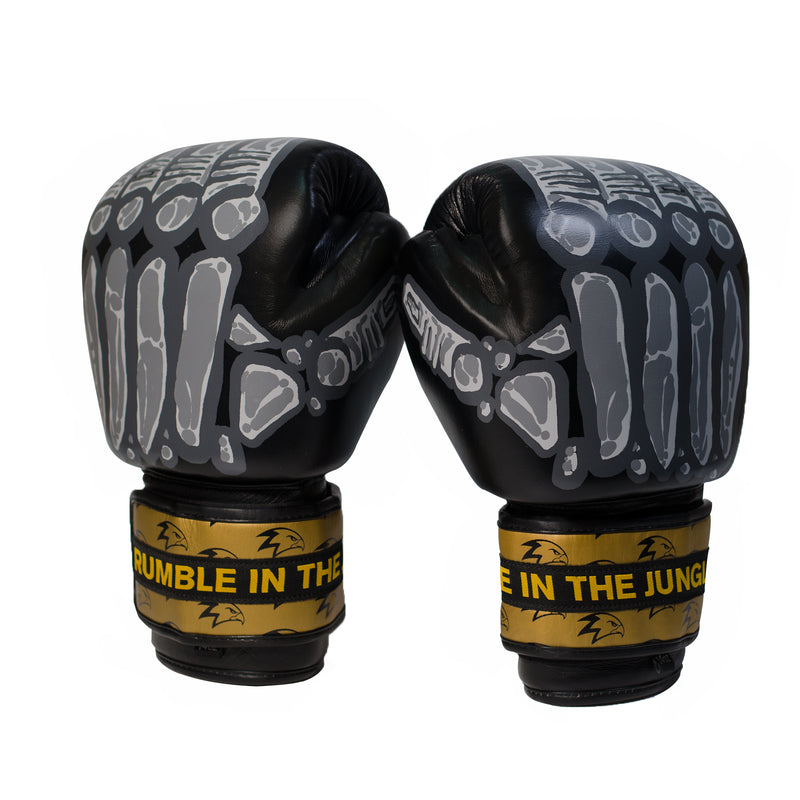 Rumble In The Jungle Boxing Gloves