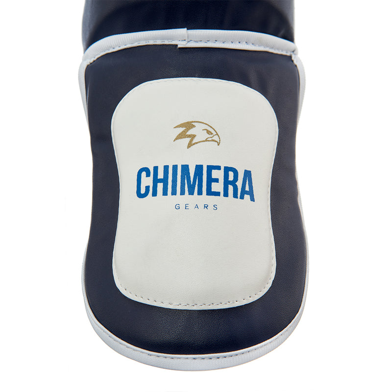 Shin Guard Chimera Azure