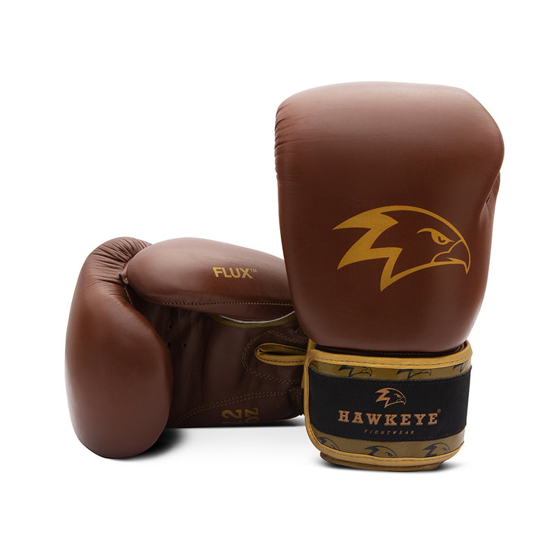 The Gold Boxing Gloves | Cedar