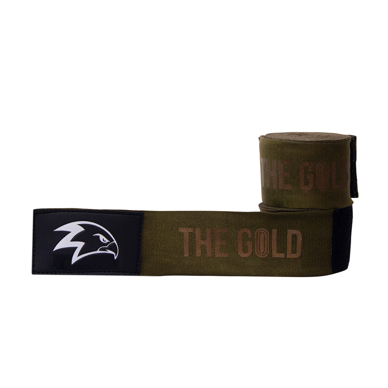 The Gold Handwraps | Troops