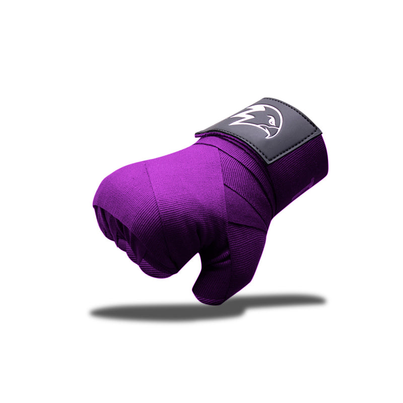 The Gold Handwraps | Violet