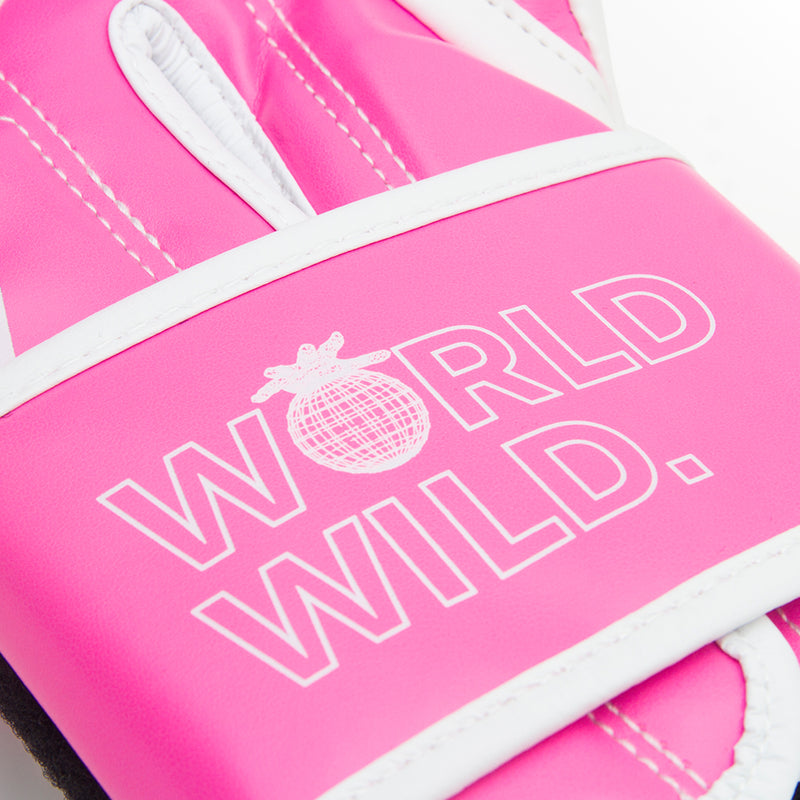 World Wild Lite | Frosted  Rose