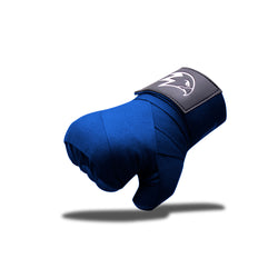 The Gold Handwraps | Navy