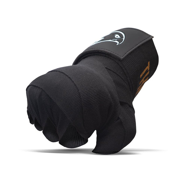 The Gold Handwraps | Midnight