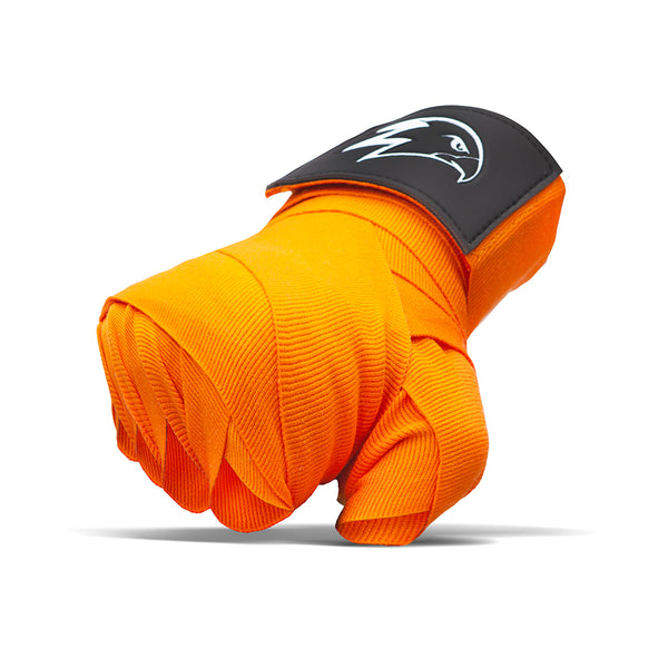 The Gold Orange Handwraps