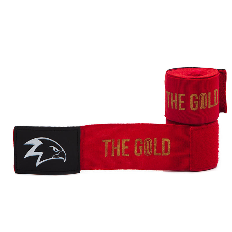The Gold Rust Handwraps