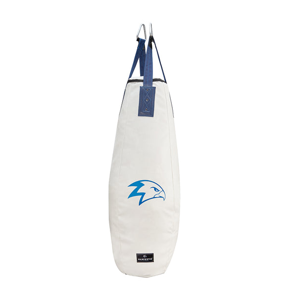 Teardrop Heavy Bag White 120cm