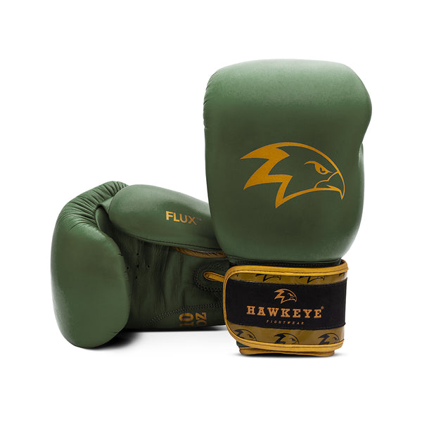 Pre-Order The Gold Olive Boxing Gloves