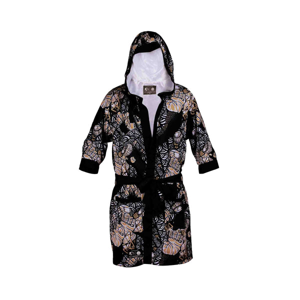 Rumble In The Jungle Boxing Robe