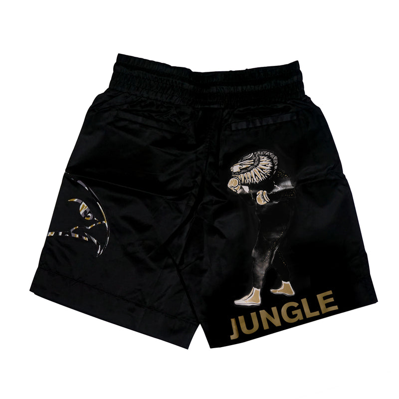 Rumble In The Jungle Boxing Shorts