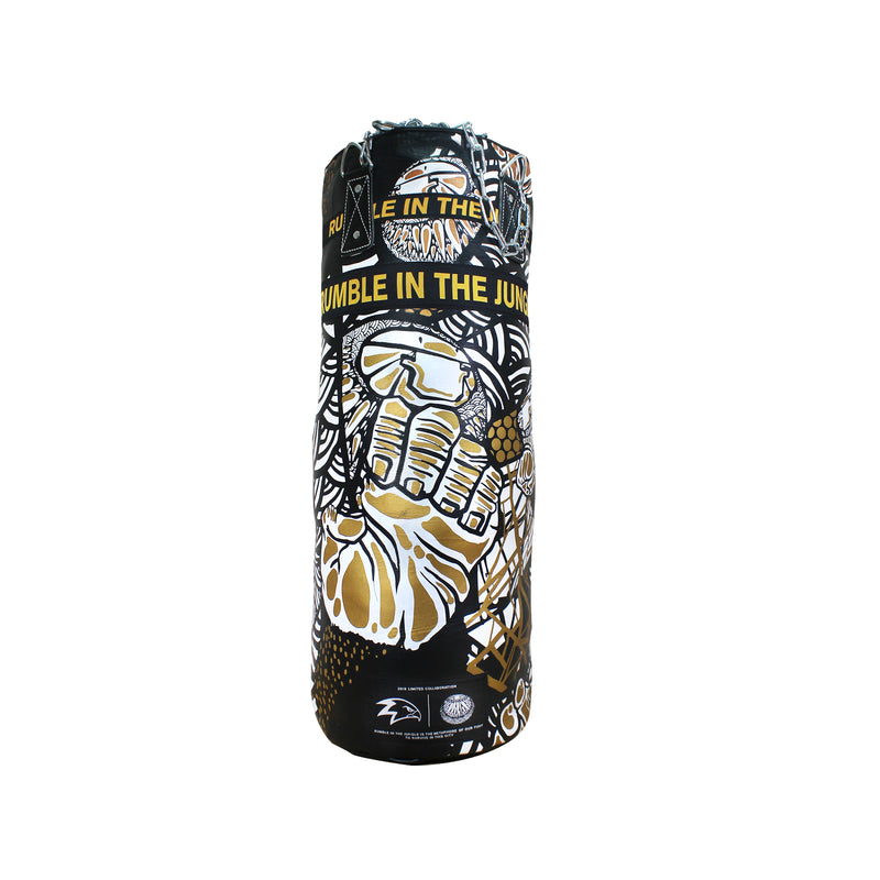 Rumble In The Jungle Boxing Heavy Bag 90cm (Unfilled)