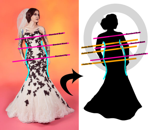 Short Bride Problems Why It S Not A Matter Of Just Hemming,Vintage Wedding Dress Stores Near Me