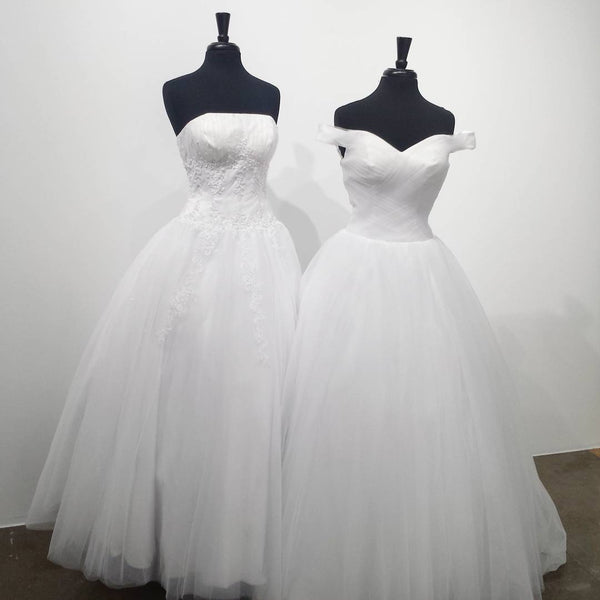 houston custom debutante dresses designer dressmaker white gown presentation austin dallas louisiana
