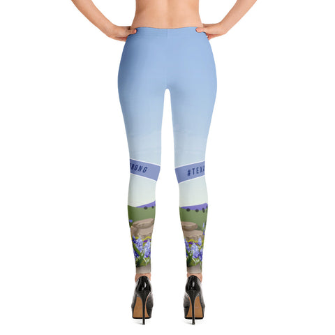 Texas Strong Women's Leggings