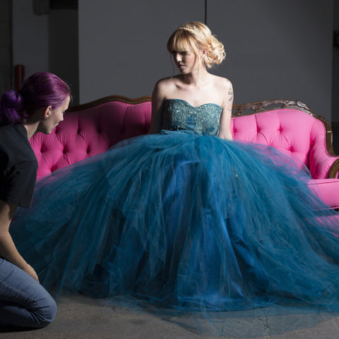 Photo Shoot Gown Rentals