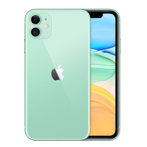 Refurbished Apple iPhone 11 64GB 4G LTE Green by AceTel