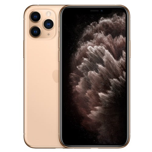 Refurbished Apple iPhone 11 Pro Max 256GB 4G LTE Gold by AceTel