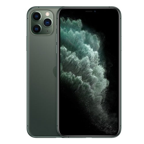 Refurbished Apple iPhone 11 Pro Max 512GB 4G LTE Midnight Green by AceTel