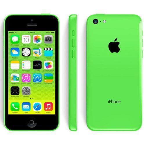 Refurbished Apple iPhone 5C 16GB Green by AceTel
