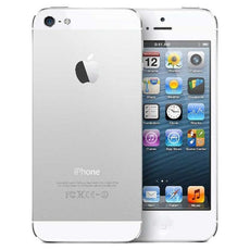 Refurbished Apple iPhone 5S 32GB Silver by AceTel