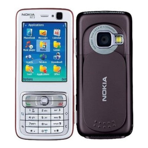Nokia N73 (Refurbished)