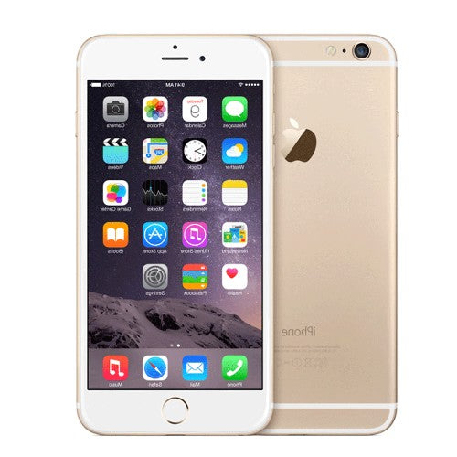 Refurbished Apple iPhone 6 Plus 128GB Gold by AceTel