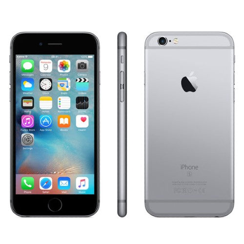 Refurbished Apple iphone 6S 128GB Space Grey by AceTel