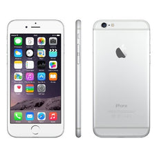 Refurbished Apple iPhone 6 32GB Silver by AceTel