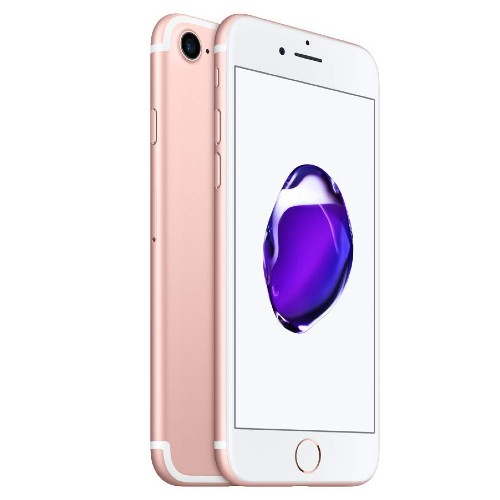 Apple iPhone 7, 128GB, Rose Gold (Refurbished)