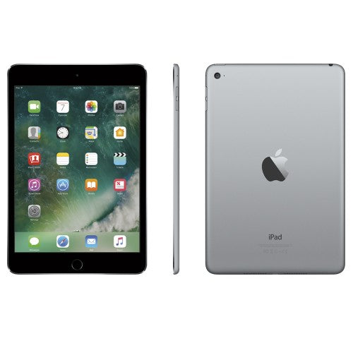 Refurbished Apple I Pad 4 wifi 16GB Space Grey by AceTel