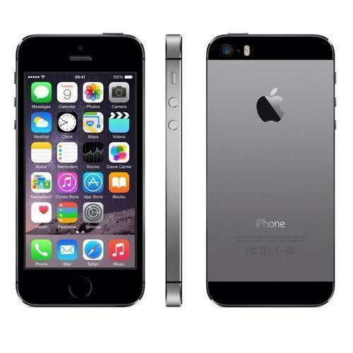 Apple iPhone 5S (32GB) Space Gray (Refurbished)