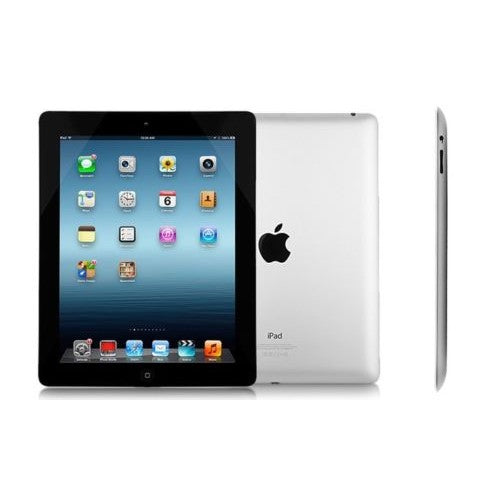 Refurbished Apple iPad 4 WiFi 64GB Black by AceTel