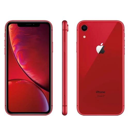 Apple iPhone XR 256GB (Red) (Refurbished)