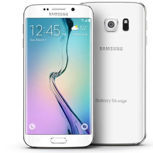 Refurbished Samsung Galaxy S6 edge+ White Pearl by AceTel