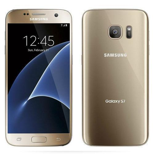 Samsung Galaxy S7 - 32GB, 4GB RAM, 4G LTE Gold Platinum (Refurbished)