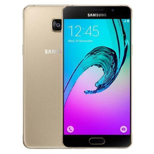 Refurbished Samsung Galaxy A9 2016 Gold by AceTel