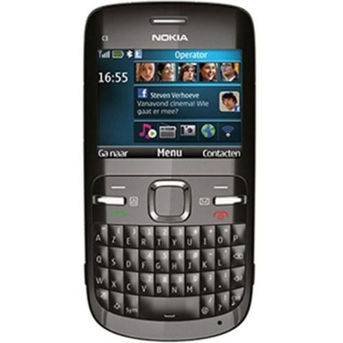 Refurbished Nokia C3 by AceTel