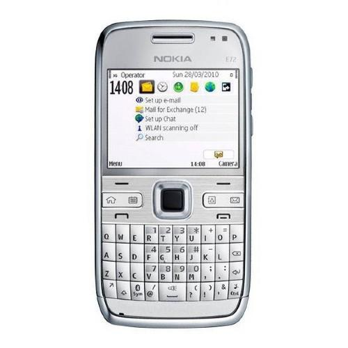 Refurbished Nokia E72 by AceTel