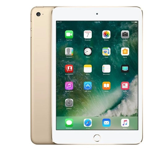 Apple iPad mini 4 (16GB) 7.9 inch with 4G Only (Refurbished)