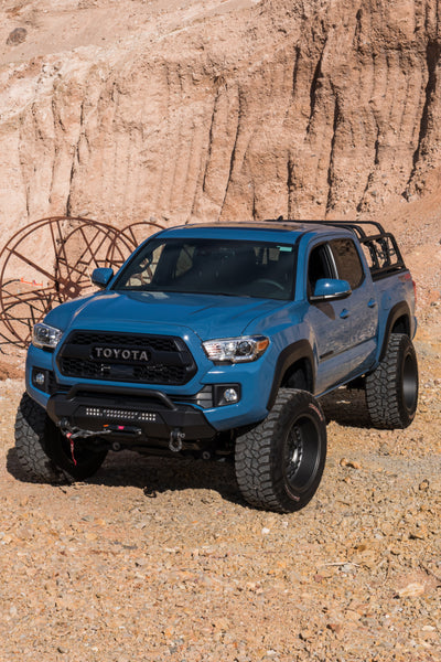 Overland Build: 2019 Toyota Tacoma