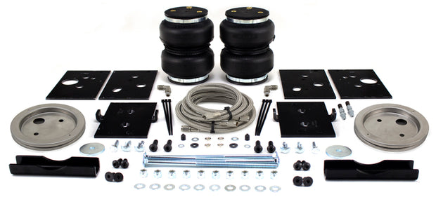Air Lift Loadlifter 5000 Ultimate for 14-17 Dodge Ram 2500 (2wd/4wd) w/ Stainless Steel Air Lines