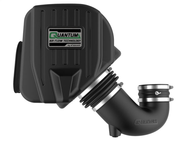 aFe Quantum Pro DRY S Cold Air Intake System 94-02 Dodge Cummins L6-5.9L - Dry