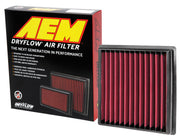 AEM 19-20 Subaru WRX STI 2.5L DryFlow Air Filter