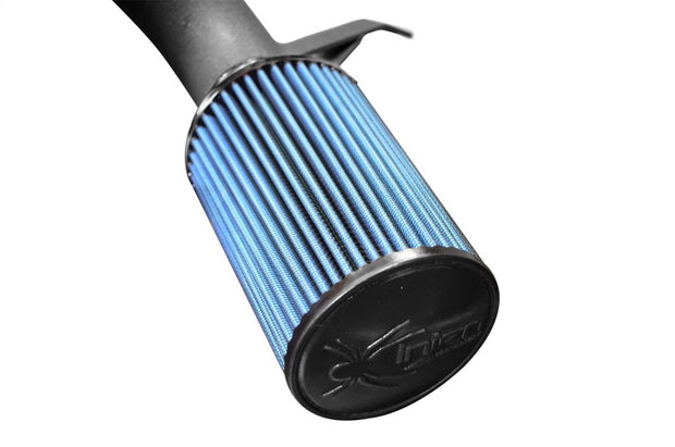 Injen 18-20 Kia Stinger 3.3L Twin Turbo Wrinkle Black Short Ram Air Intake